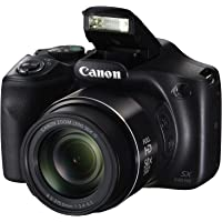 Canon PowerShot SX540 is with 50x Optical Zoom and Built-in Wi-Fi, Black