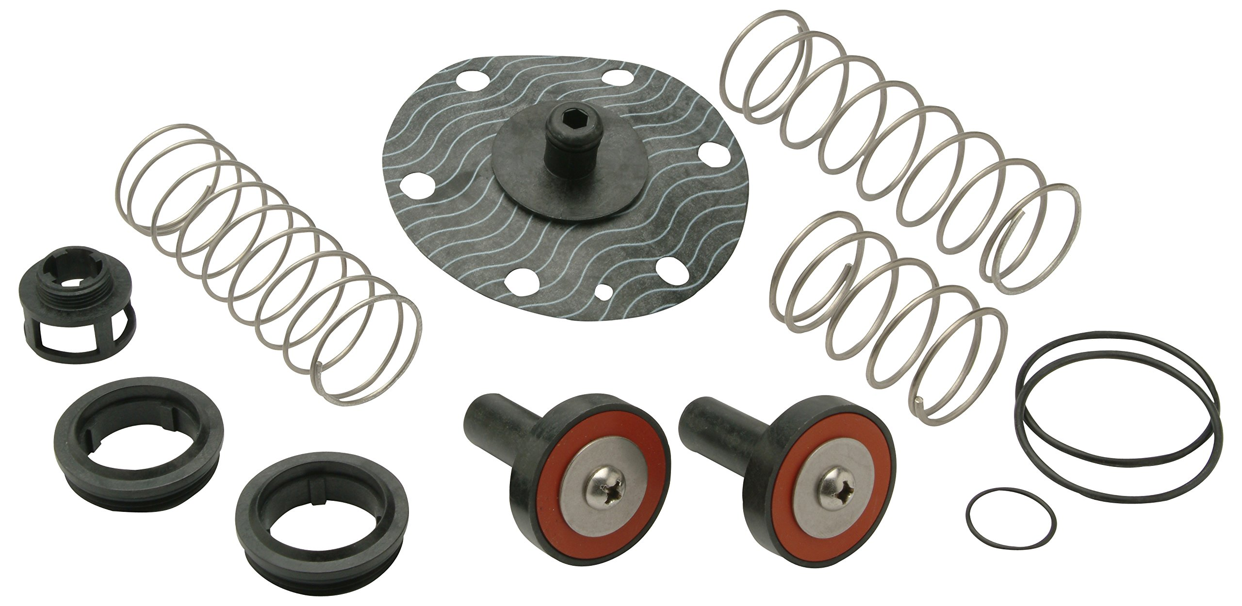 Zurn RK34-975XLC Wilkins Complete Repair Kit for Models 975XL/975XL2, 0.75'' to 1'' Sizes and for 3/4'' to 1'' Backflow Preventer
