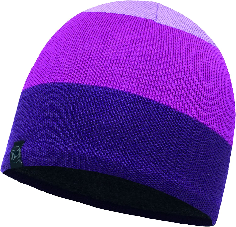 Buff Unisex M/ütze Knitted und Polar Hat Dalarna