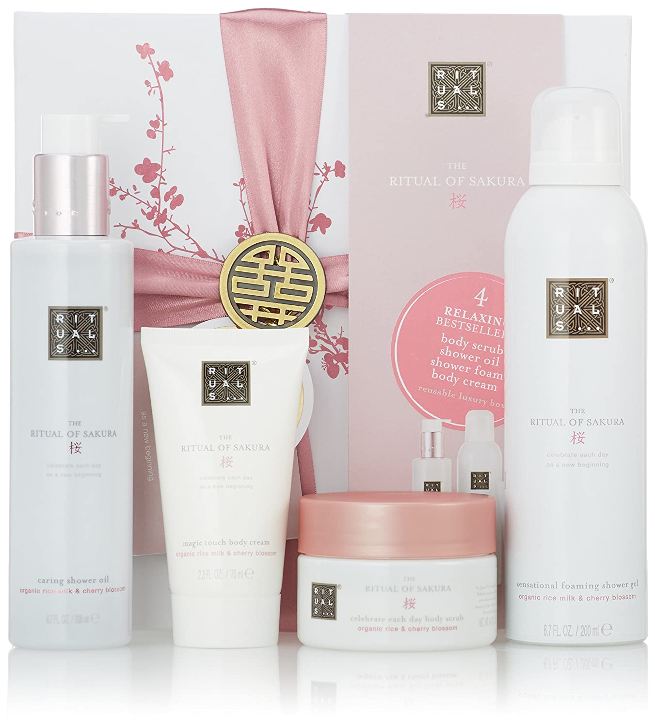 Rituals The Ritual Of Sakura Set De Regalo Medium: Amazon.es