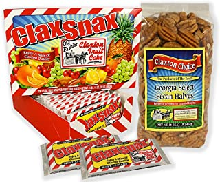 product image for ClaxSnax and Georgia Pecan Combo