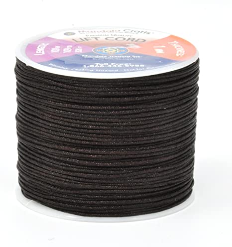 Windows Lift Cord Replacement from Braided Nylon for RVs Mandala Crafts Blinds String and Rollers 1.5mm, Vanila Shades