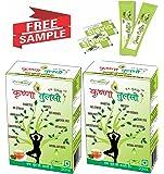 Zindagi Krishna Tulsi Liquid Extract - Natural Antioxidants Very Helpful In Cough Cold - Herbal Tulsi Drops (Pack Of 2)