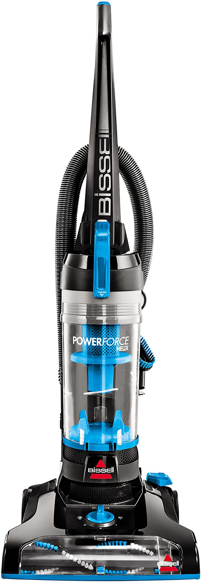 Amazon Com Bissell Powerforce Helix Bagless Upright Vacuum New And Improved Version Of 1700 2191 Health Personal Care