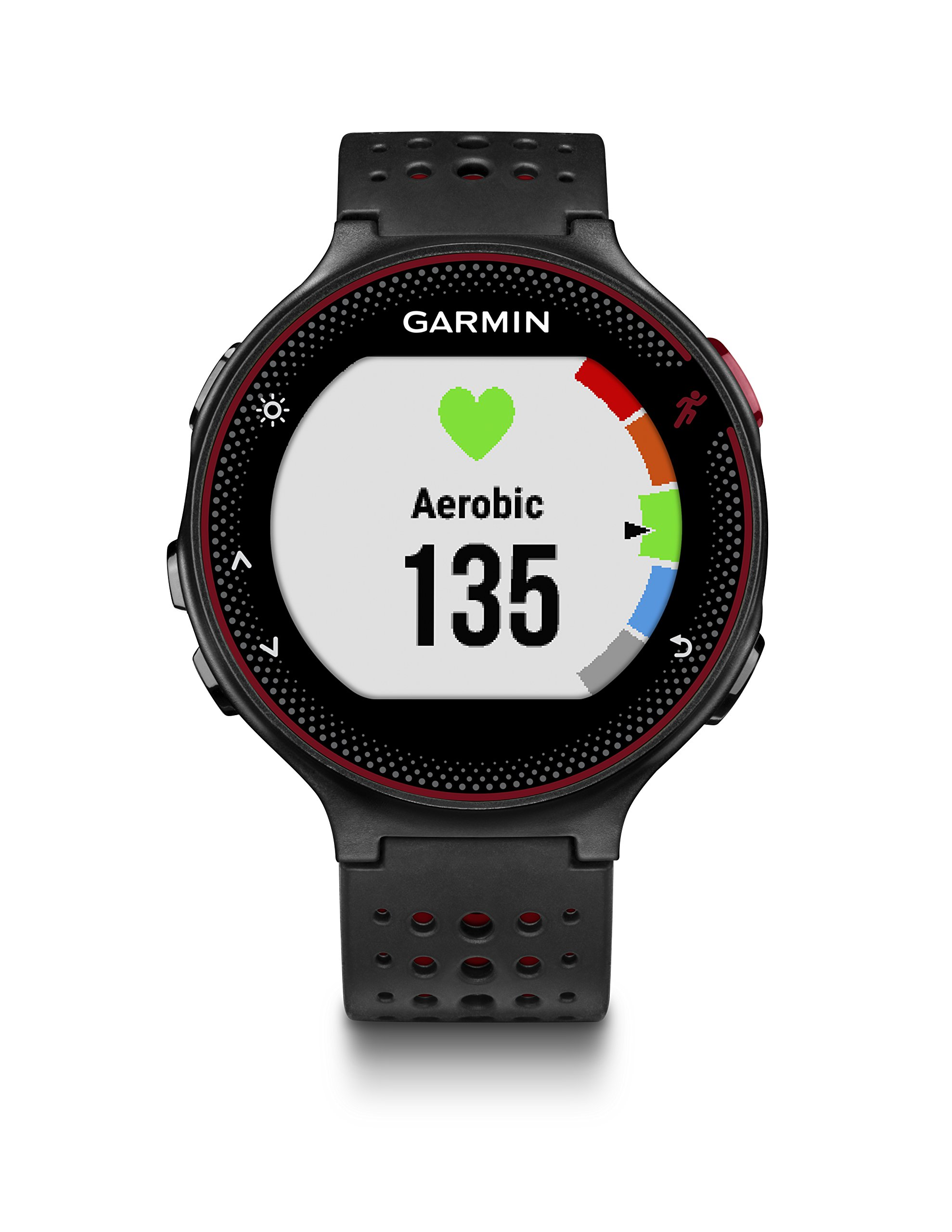 Garmin Forerunner 235 (Marsala) GPS Running Watch Bundle | with HD Screen Protector Film (x4) & PlayBetter USB Car/Wall Adapters | On-Wrist Heart Rate | Elevate Heart Rate Technology | VO2 Max by PlayBetter (Image #3)