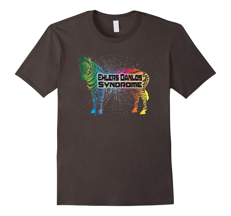 Ehlers Danlos Syndrome EDS Shirt Zebra Spoonie Dazzle-AZP