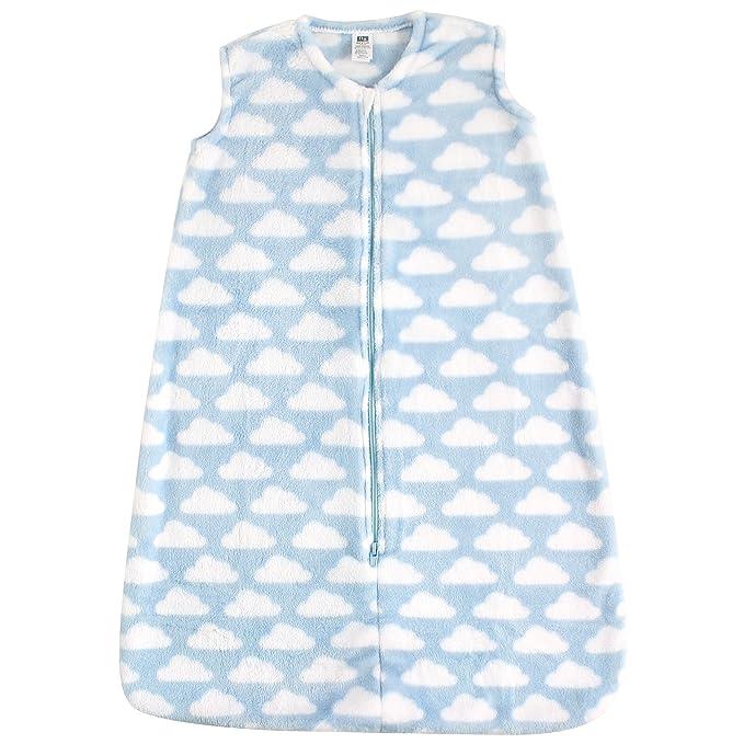 Amazon Com Hudson Baby Girls Wearable Safe Cozy Warm Sleeping Bag