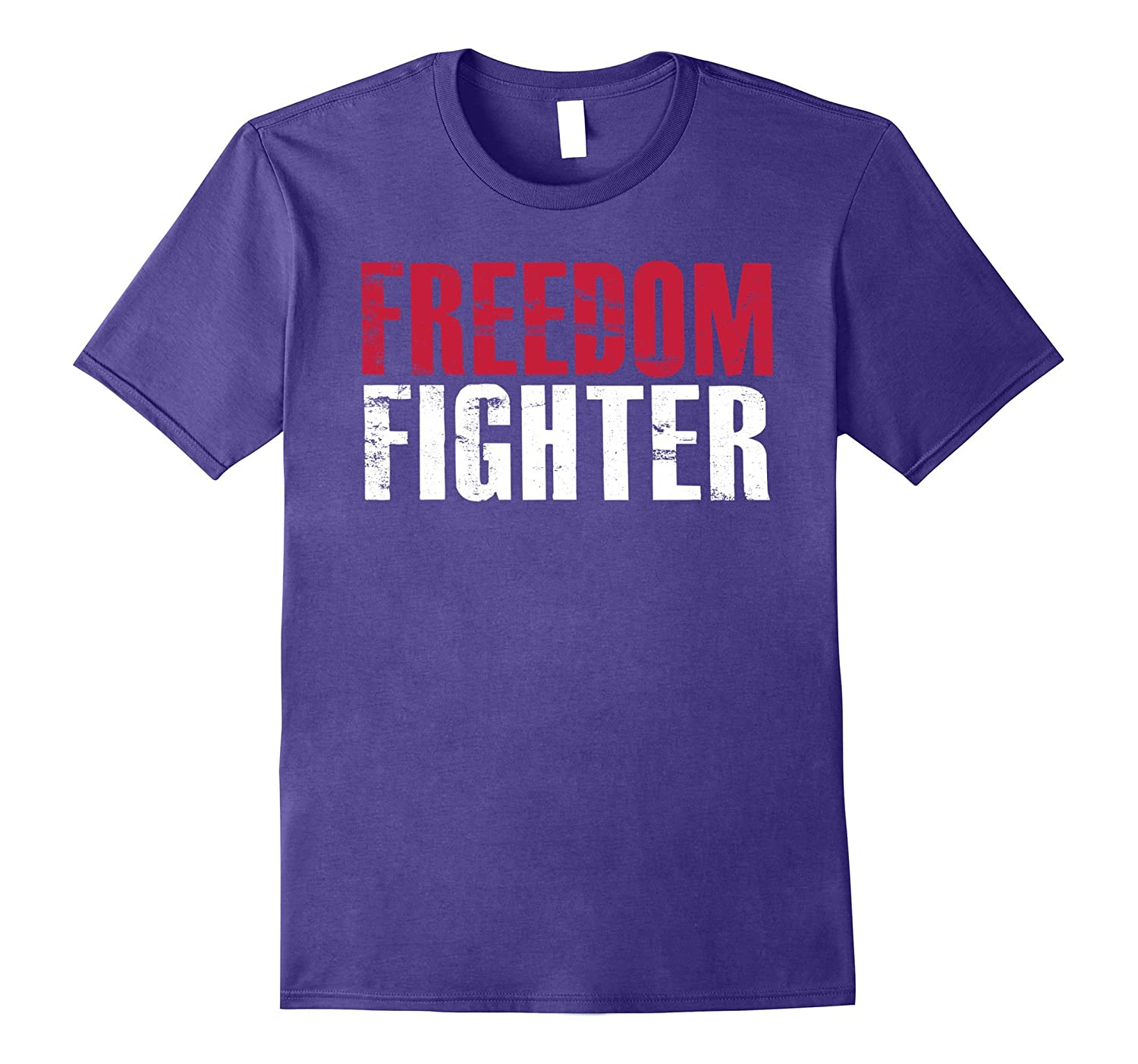 Freedom Fighter T-Shirts - Free Speech Zone-Women's T-Shirt-CL