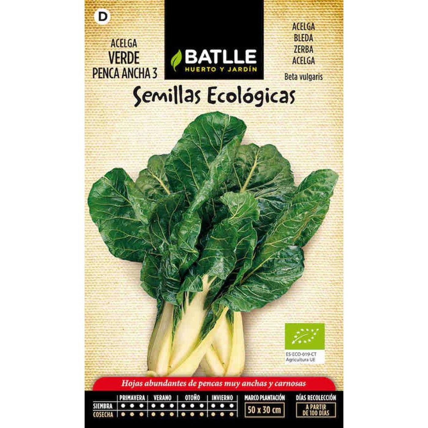 Amazon.es: Semillas Batlle: Semillas Ecológicas