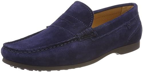 Sebago Trenton II Penny Suede, Mocasines para Hombre: Amazon.es: Zapatos y complementos