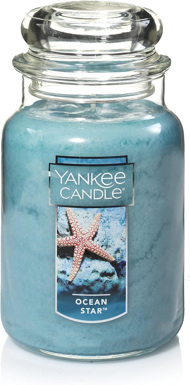 Yankee Candle Large Jar Candle, Ocean Star