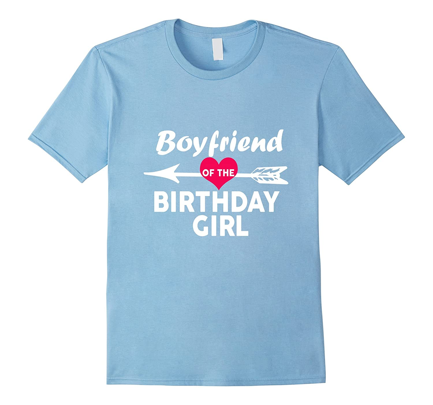 Boyfriend Of The Birthday Girl Shirt