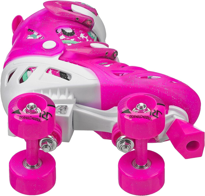 Roller Derby Girl's Trac Star Adjustable Roller Skate - 3