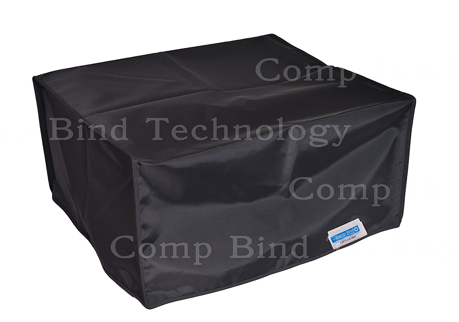 Comp Bind Technology Dust Cover for Brother HL-3180CDW Wireless Color Printer Black Nylon Anti-Static Dust Cover by Comp Bind Technology Dimensions 16.1''W x 19''D x 16.1''H CB2627