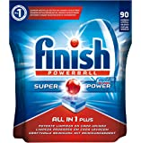 Finish Todo en 1 Plus Lavavajillas pastillas Regular - 90 pastillas