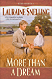 More Than a Dream (Return to Red River Book #3)
