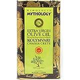 Mythology Greek Olive Oil High in Polyphenols - Extra Virgin Olive Oil Cold Pressed, Greek Olive Oil from Greece, Certified P
