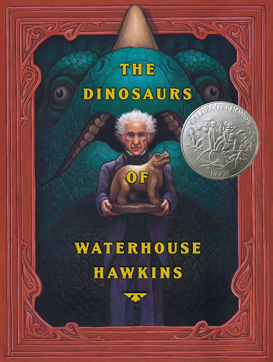 The Dinosaurs Of Waterhouse Hawkins (caldecott Honor Book): Barbara Kerley,  Brian Selznick: 9780439114943: Amazon: Books