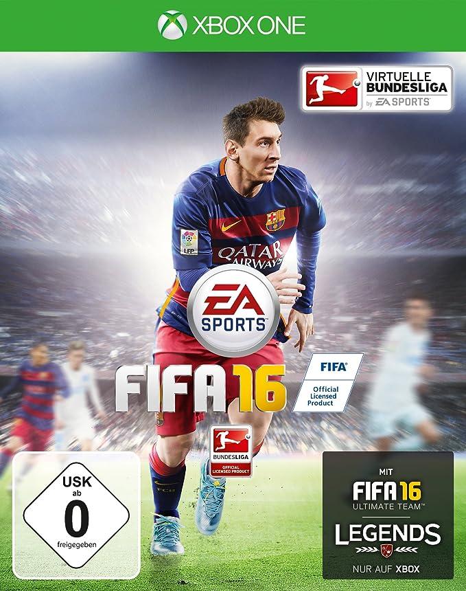 FIFA 16 [Importación alemana]: Amazon.es: Videojuegos