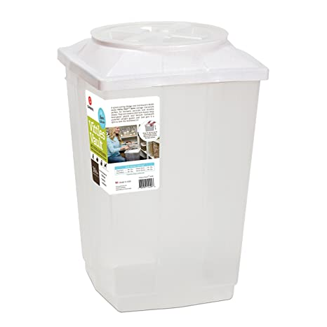 Amazoncom Vittles Vault Home 30 lb Airtight Pet Food Storage