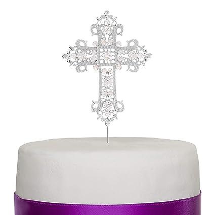 baptism for her girl baptism Purple Baptism Favors purple cross