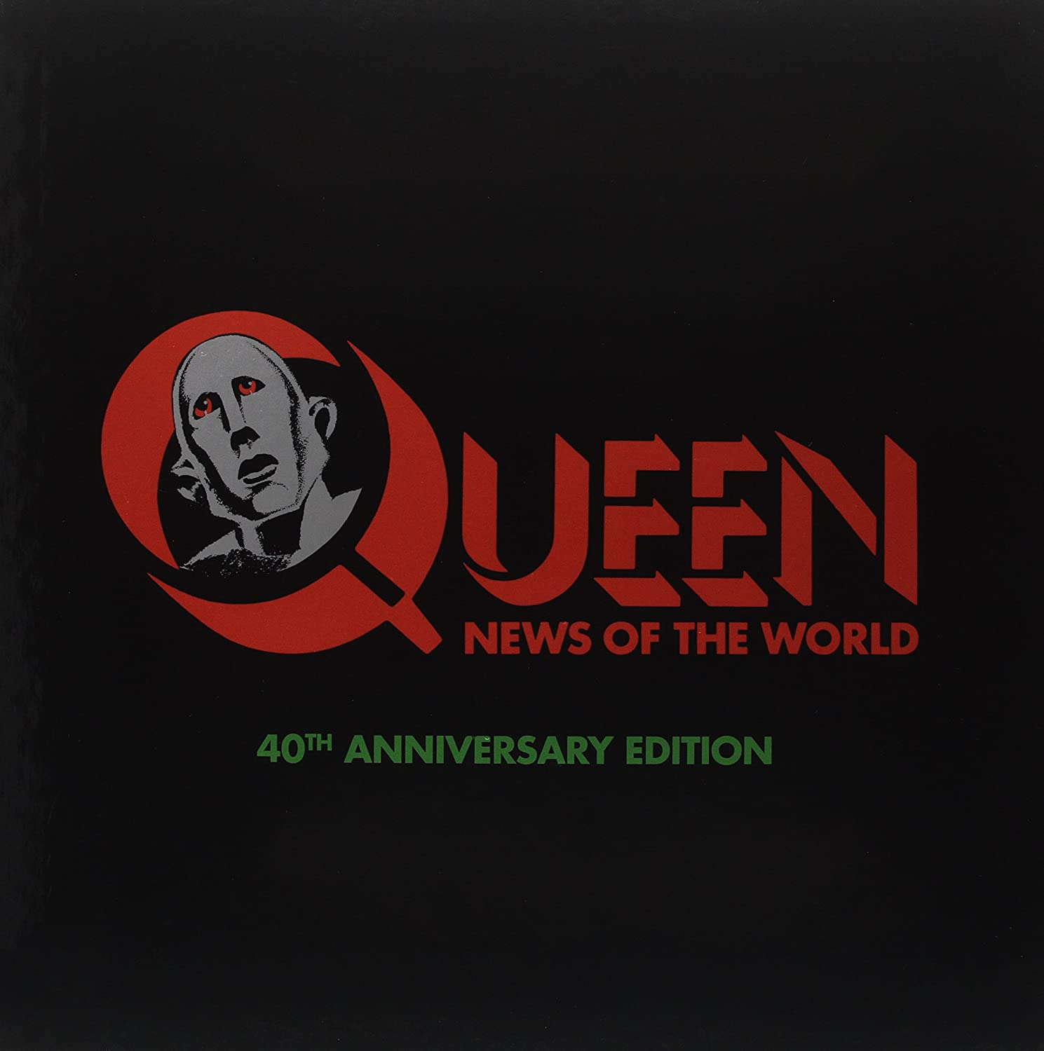 NEWS OF THE WORLD [3CD+LP+DVD BOX] (40TH ANNIVERSARY)                                                                                                                                                                                                                                                                                                                                                                                                <span class=