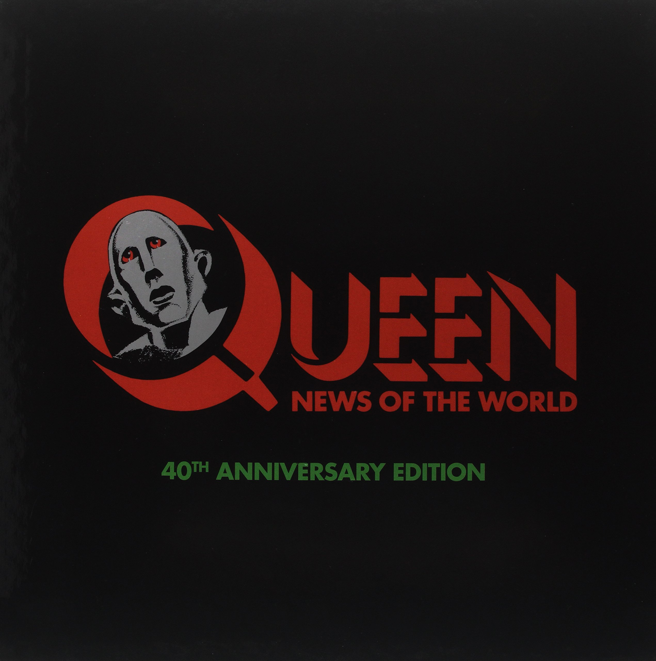 News Of The World[3 CD/LP/DVD Box Set][40th Ann.][Super Deluxe] by Hollywood Records