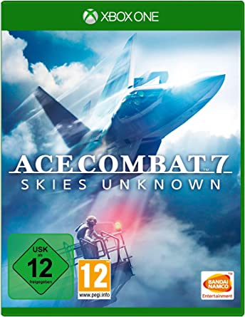 BANDAI NAMCO Entertainment Ace Combat 7: Skies Unknown vídeo ...