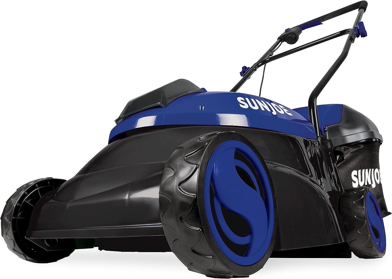 Sun Joe MJ401C-XR-SJB Cordless Lawn Mower