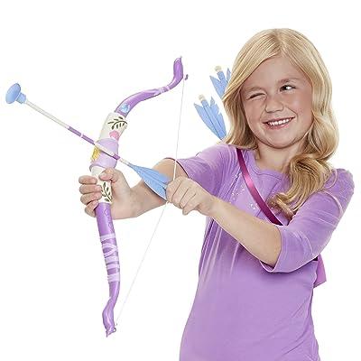 Disney Tangled 46786 Rapunzel's Bow & Arrow Set: Toys & Games