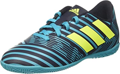 paracaídas cerca Reino  adidas Nemeziz 17.4 In J, Zapatillas de fútbol Sala Unisex Niños: adidas  Performance: Amazon.es: Zapatos y complementos