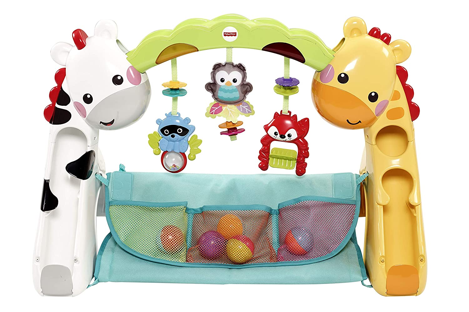 Fisher-Price CCB70 Newborn-to-Toddler Play Gym