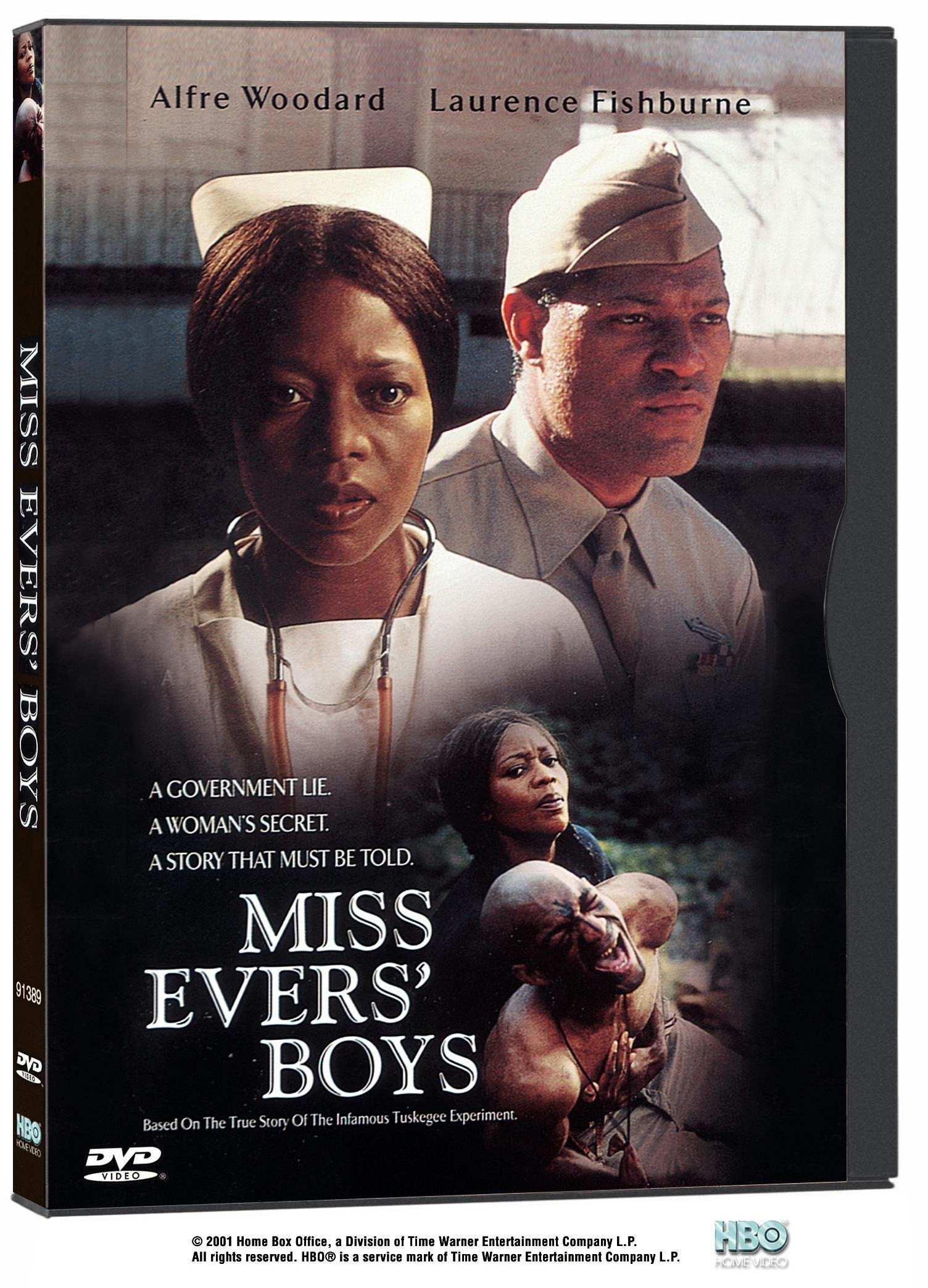 DVD :   - Miss Evers' Boys (DVD)