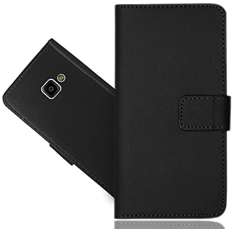 on sale c5cc4 04dc7 Samsung Galaxy Xcover 4 Case, FoneExpert® Premium Leather Kickstand Flip  Wallet Bag Case Cover for Samsung Galaxy Xcover 4