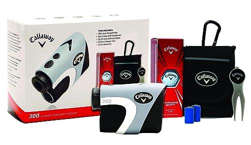 Callaway 300 Laser Rangefinder W/ Power Pack - best golf rangefinder