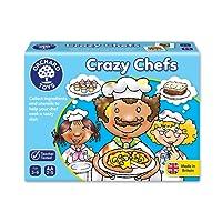 Orchard Toys 桌面游戏 疯狂厨师(亚马逊进口直采,英国品牌)