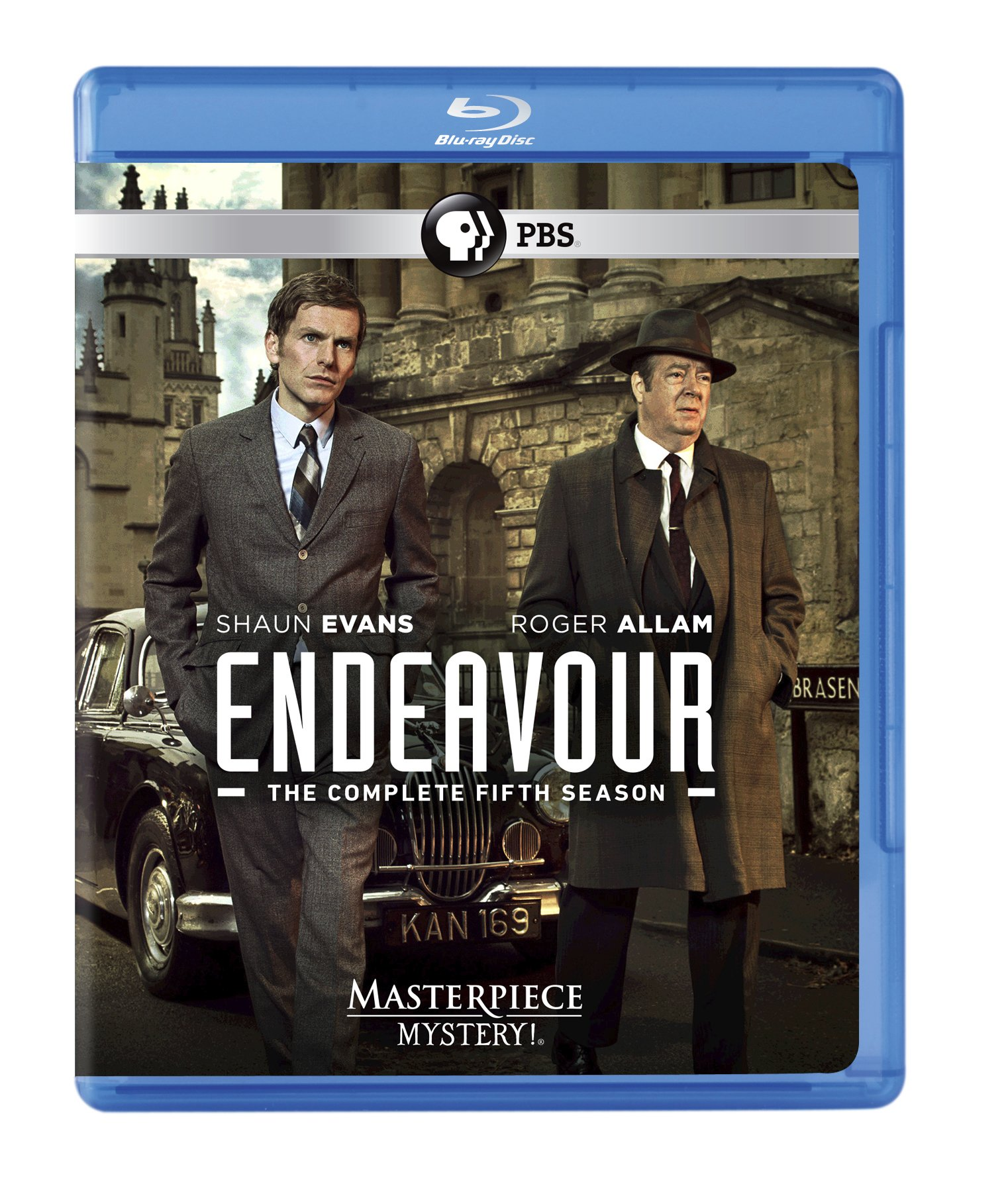 Blu-ray : Endeauvor: The Complete Fifth Season (masterpiece) (3 Pack, 3PC)