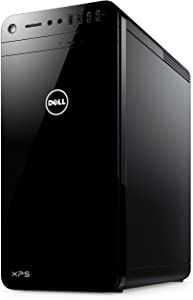 2017 Premium Dell XPS 8920 Desktop Computer, Intel Quad-Core i7-7700 up to 4.2GHz, 16GB DDR4 RAM, 1TB HDD, NVIDIA GTX 1050Ti 4GB DDR5 Windows 10 (Certified Refurbished)