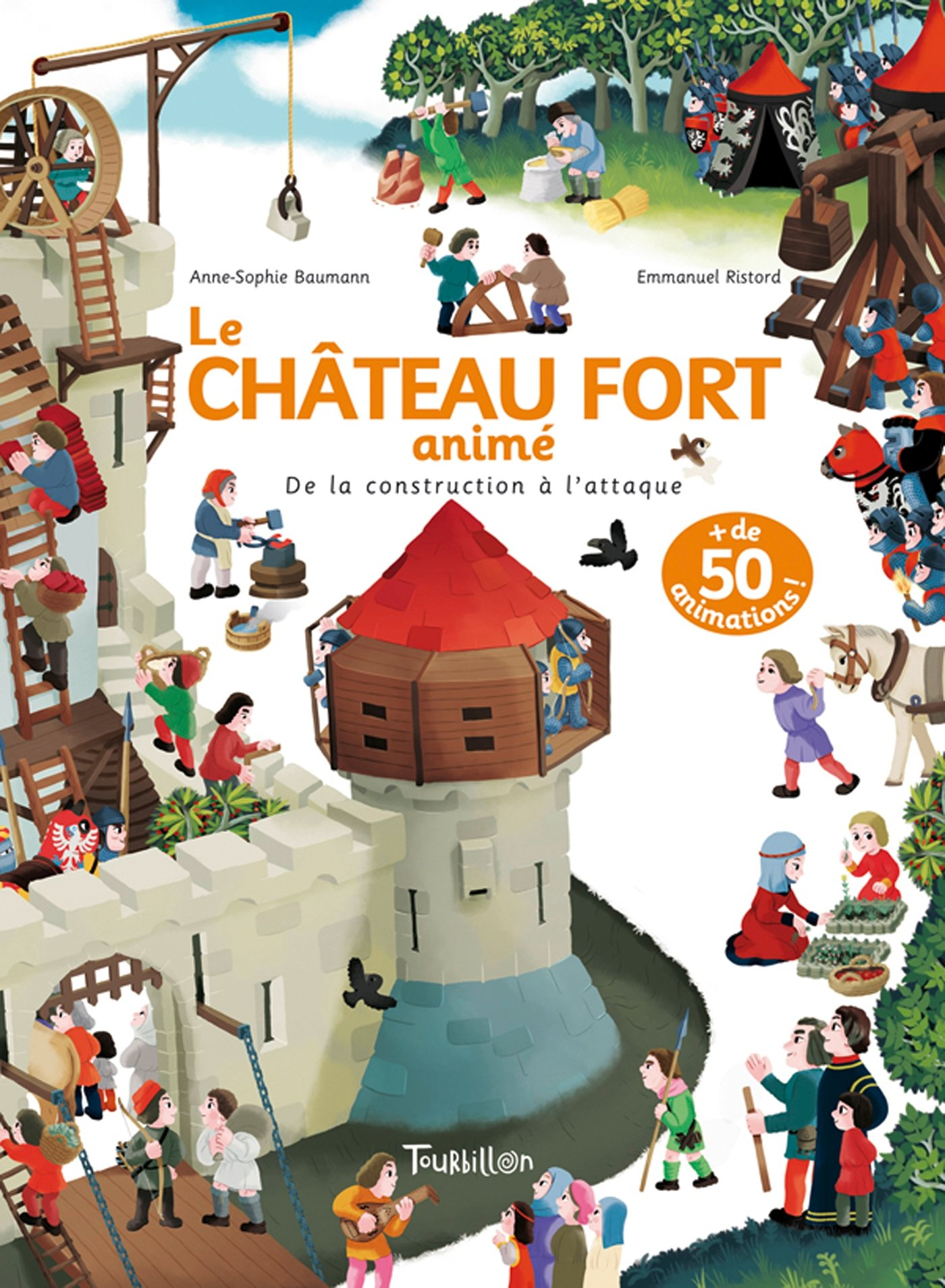 Chateau Fort Anime (Tb.Anim'action) (French Edition) ebook