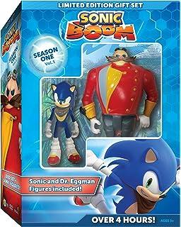 Amazon com: Sonic Boom: Here Comes The Boom!: Roger Craig