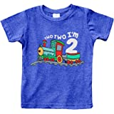 Unordinary Toddler 2nd Birthday Shirt boy Chugga Chugga Two Two Train im Two Year Old Second Birthday