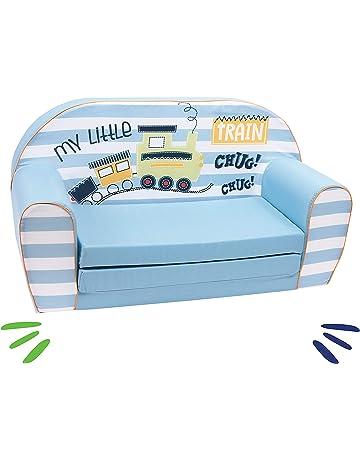 delsit Dt2 – 1831 sofá infantil, color azul