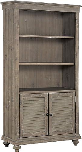 Best modern bookcase: Homelegance 5-Tier Bookcase