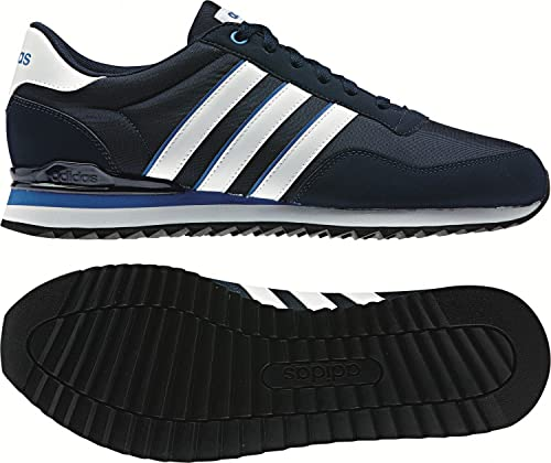 adidas Jogger Cl, Scarpe da Ginnastica Uomo, Blu (Maruni/Ftwbla/Azul