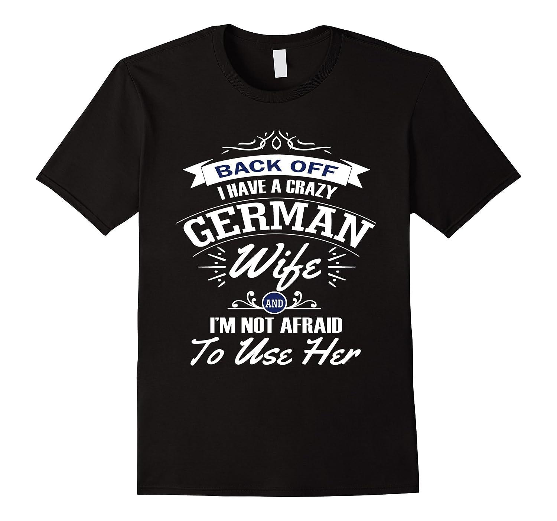 Back Off Deutsch