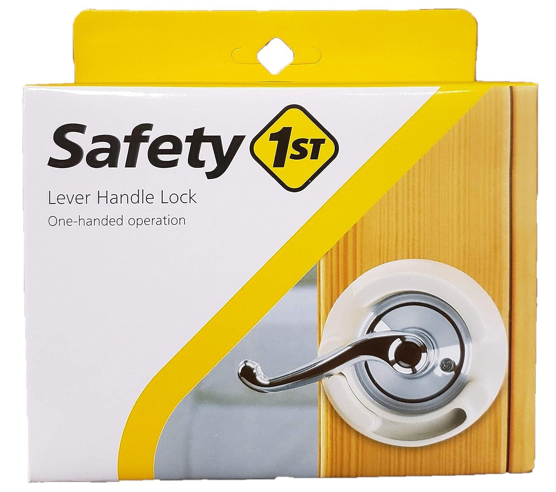 Baby Proofing Door Lever Locks Door Handle Child Safety Lock Pack of 4
