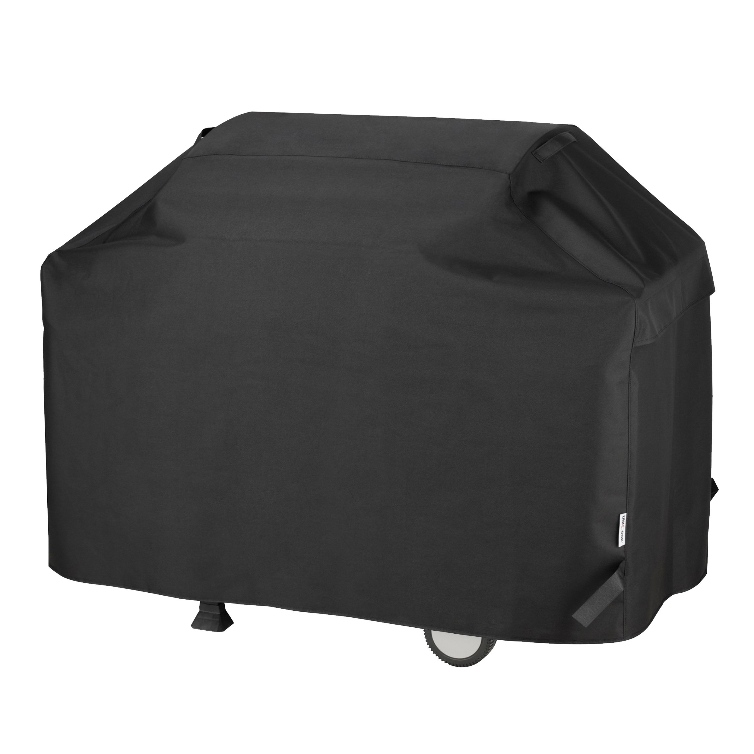 UNICOOK Heavy Duty Waterproof Barbecue Gas Grill Cover, 75-inch XX-Large BBQ Cover, Special Fade and UV Resistant, Durable and Convenient, Fits Grills of Weber Char-Broil Nexgrill Brinkmann and More by UNICOOK