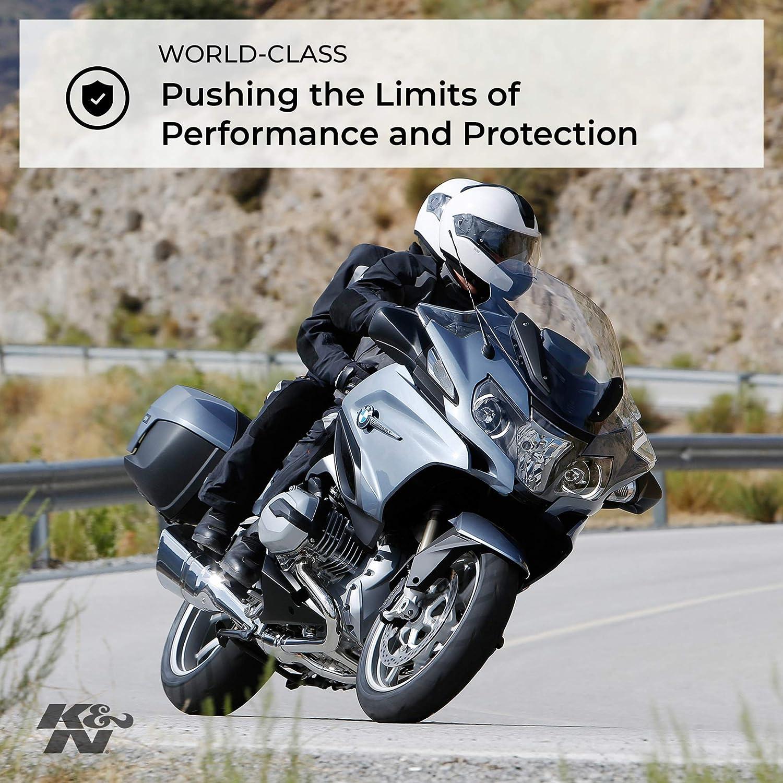 K N Su 8001 Motorrad K N Tausch Luftfilter Auto