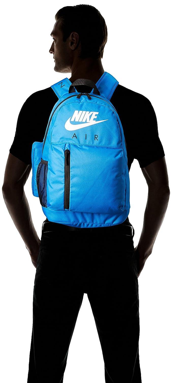 Nike Elemental Graphic Backpack One Size, Black BA5767-010