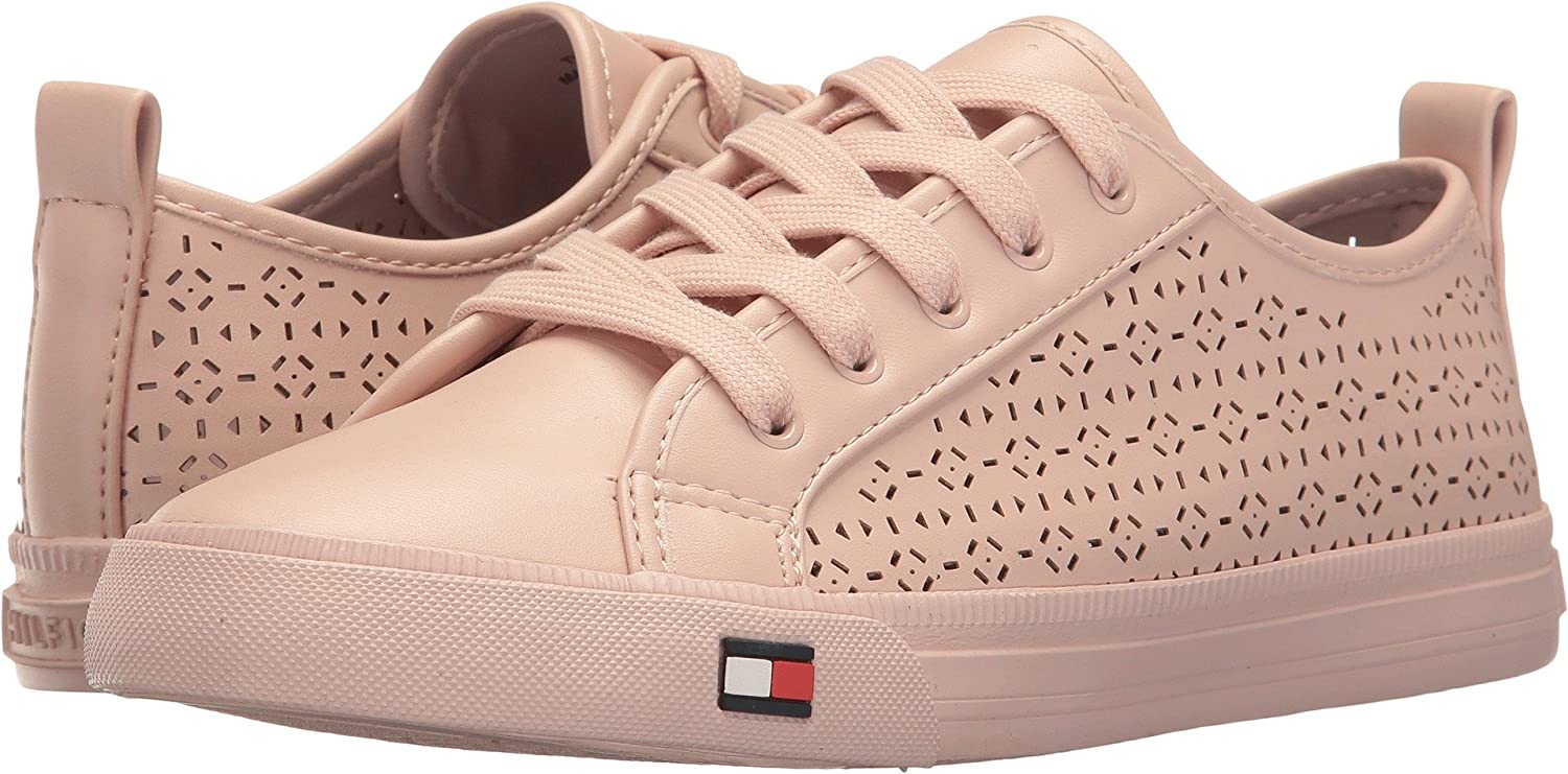 66c9cbfd Take a sleek approach to your casual style!Faux leather upper.Lace-up  closure.Pull tab.Textile lining.Lightly padded footbed.Leather and rubber  outsole.
